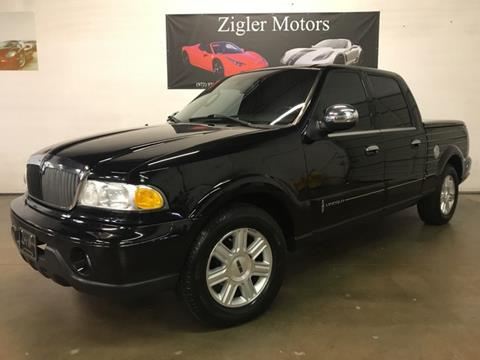 Used Lincoln Blackwood For Sale In Idaho Carsforsale Com