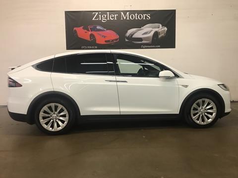 2016 Tesla Model X for sale in Addison, TX
