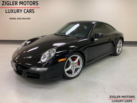 2007 Porsche 911 for sale in Addison, TX
