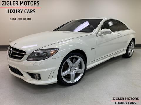 2009 Mercedes-Benz CL-Class for sale in Addison, TX