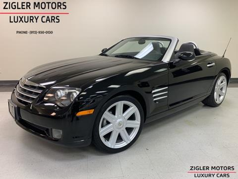 2006 Chrysler Crossfire for sale in Addison, TX