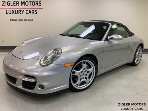 2006 Porsche 911 for sale in Addison, TX
