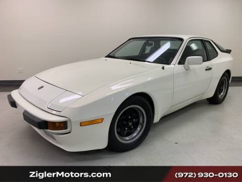 1983 Porsche 944 for sale in Addison, TX