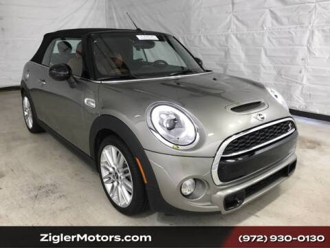 2016 MINI Convertible for sale in Addison, TX