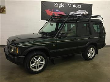 2004 Land Rover Discovery for sale in Addison, TX