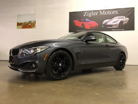 2014 BMW 4 Series for sale in Addison, TX