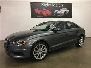 2015 Audi A3 for sale in Addison, TX