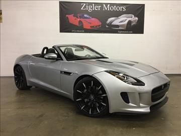 2014 Jaguar F-TYPE for sale in Addison, TX