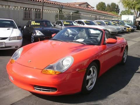 2000 Porsche Boxster for sale in El Monte, CA