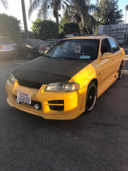 2003 Nissan Sentra Se R Spec V >> 2003 Nissan Sentra Se R Spec V 4dr Sedan In El Monte Ca E T Auto
