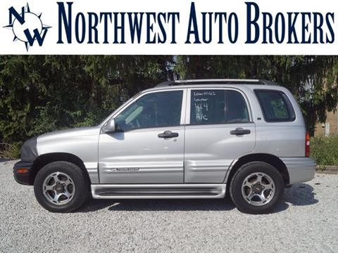 2001 Chevrolet Tracker for sale in Columbus, OH