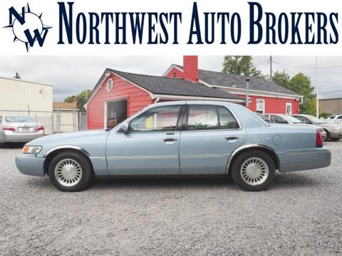 2002 Mercury Grand Marquis for sale in Columbus, OH