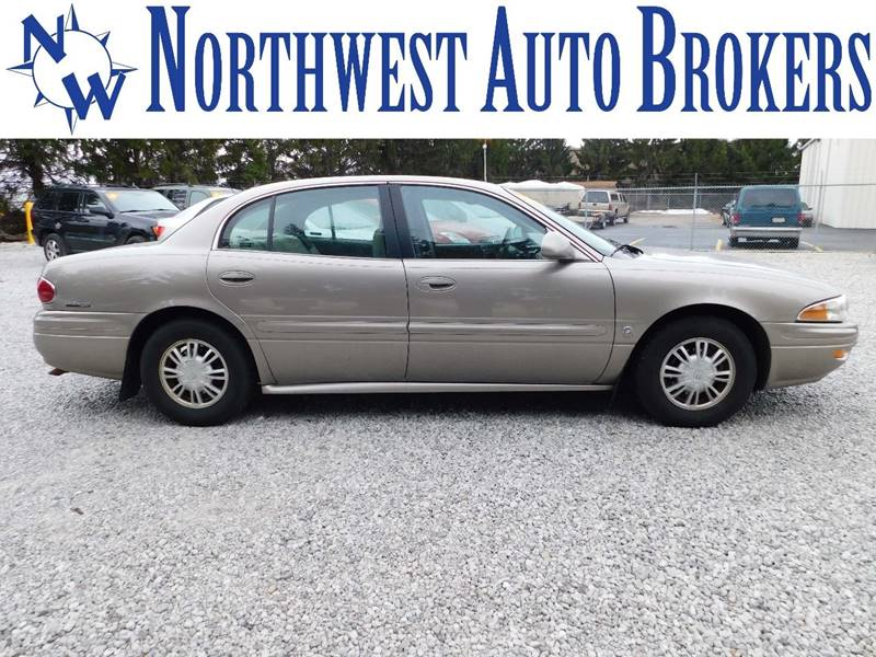 Buick LeSabre Custom In Columbus OH NORTHWEST AUTO BROKERS LLC - Buick columbus ohio