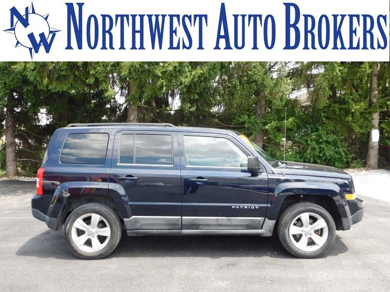 2011 Jeep Patriot For Sale At NORTHWEST AUTO BROKERS LLC In Columbus OH