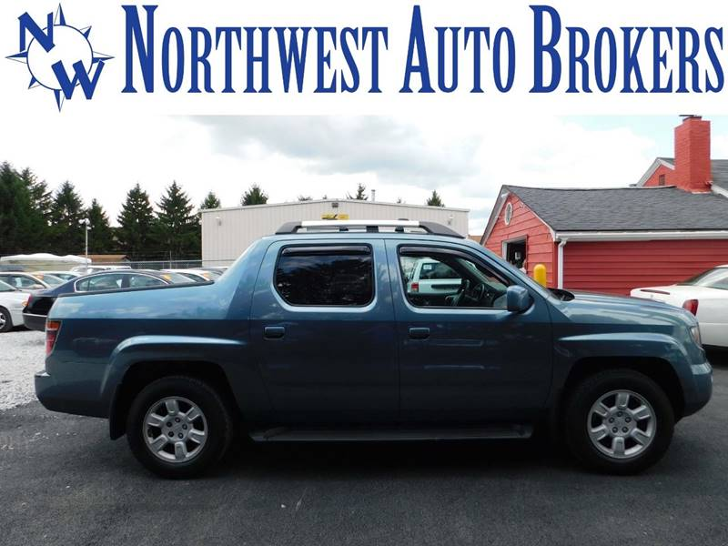 2006 Honda Ridgeline For Sale At NORTHWEST AUTO BROKERS LLC In Columbus OH