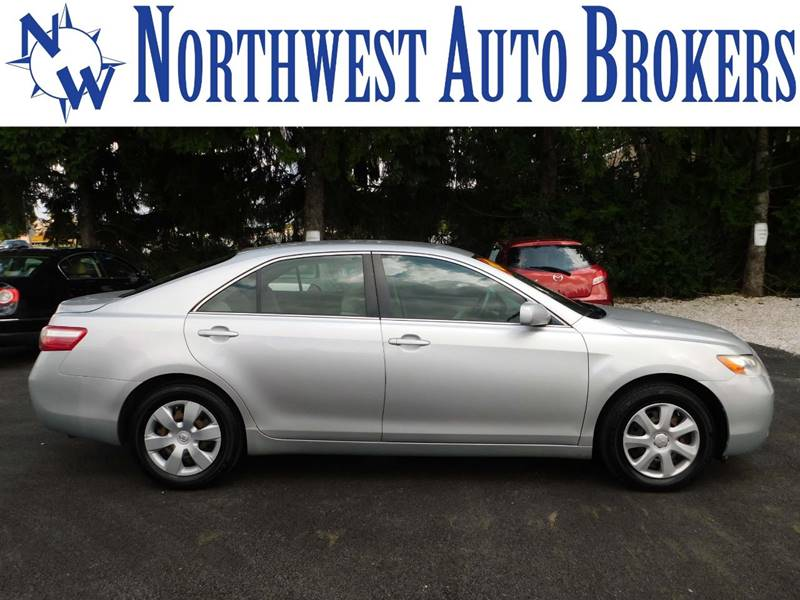 2007 Toyota Camry For Sale At NORTHWEST AUTO BROKERS LLC In Columbus OH