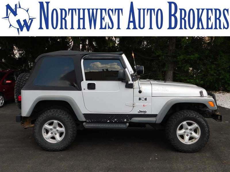 2006 Jeep Wrangler For Sale At NORTHWEST AUTO BROKERS LLC   BEEu0027S SPECIALS  In Columbus OH