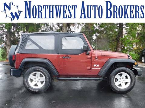 2007 Jeep Wrangler for sale in Columbus, OH