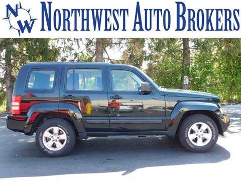 2012 Jeep Liberty for sale in Columbus, OH