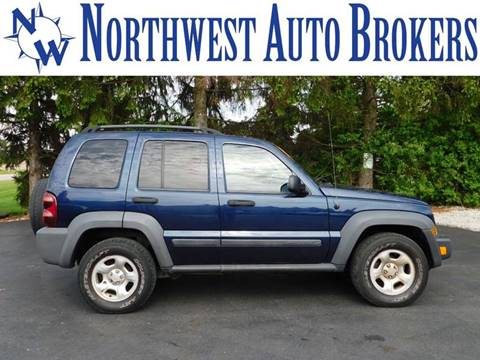 2007 Jeep Liberty for sale in Columbus, OH