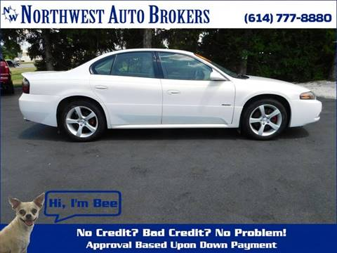 2004 Pontiac Bonneville for sale in Columbus, OH