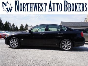 2007 Infiniti M35 for sale in Columbus, OH