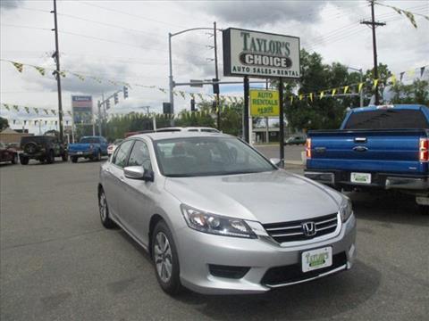 2014 Honda Accord for sale in Billings, MT