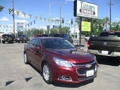 2016 Chevrolet Malibu Limited for sale in Billings, MT