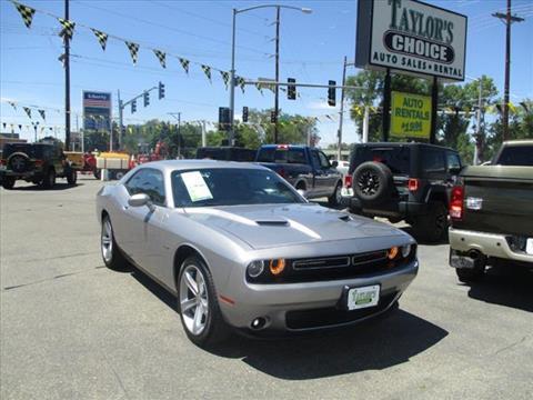 2015 Dodge Challenger for sale in Billings, MT