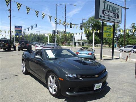 2015 Chevrolet Camaro for sale in Billings, MT