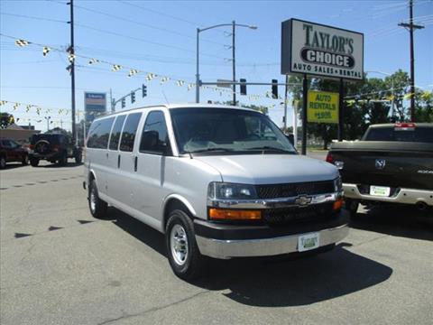 2014 Chevrolet Express Passenger for sale in Billings, MT