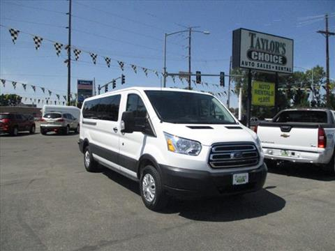 2015 Ford Transit Wagon for sale in Billings, MT