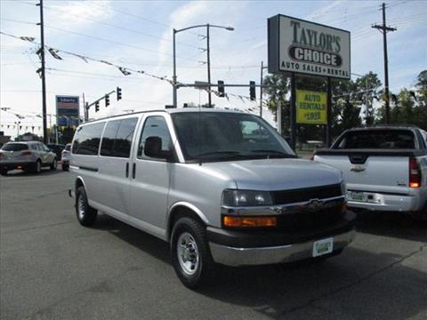 2011 Chevrolet Express Passenger for sale in Billings, MT