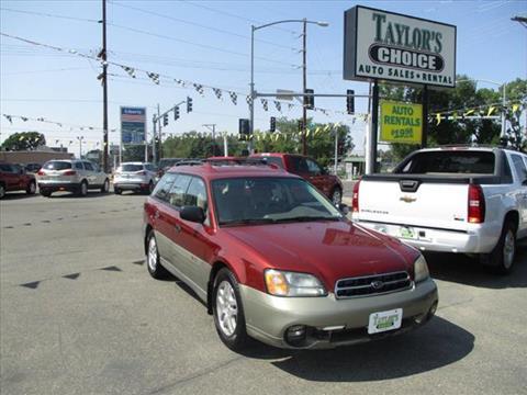 2002 Subaru Outback for sale in Billings, MT