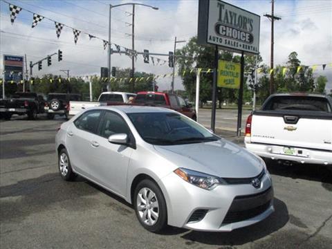 2016 Toyota Corolla for sale in Billings, MT