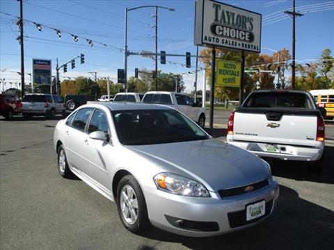 2011 Chevrolet Impala for sale in Billings, MT