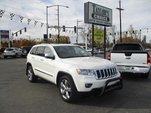2012 Jeep Grand Cherokee for sale in Billings, MT