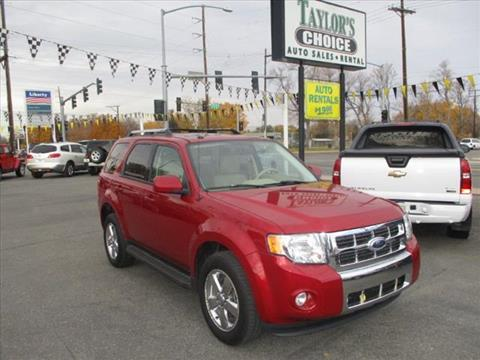 2009 Ford Escape for sale in Billings, MT