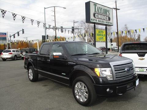 2012 Ford F-150 for sale in Billings, MT