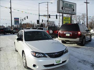 2008 Subaru Impreza for sale in Billings, MT