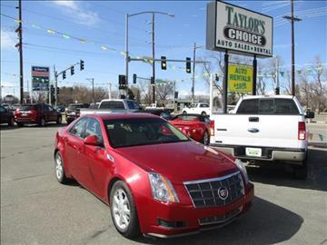 2008 Cadillac CTS for sale in Billings, MT
