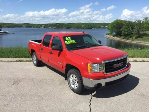 2007 GMC Sierra 1500 for sale in Osage Beach, MO