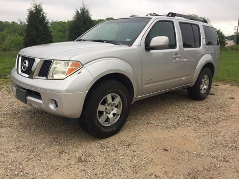 2006 Nissan Pathfinder for sale in Camdenton, MO