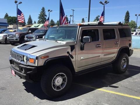 2004 HUMMER H2 for sale in Coeur D Alene, ID