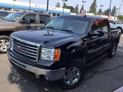 2010 GMC Sierra 1500 for sale in Coeur D Alene, ID
