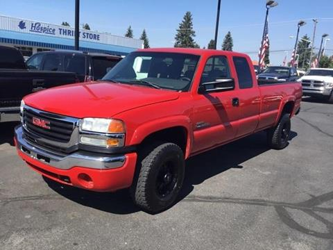 2006 GMC Sierra 3500 for sale in Coeur D Alene, ID