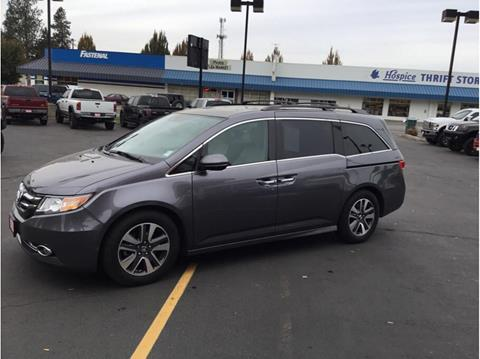2015 Honda Odyssey for sale in Coeur D Alene, ID