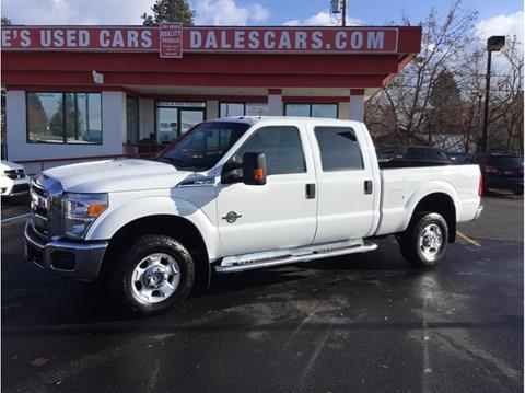 2011 Ford F-350 Super Duty for sale in Coeur D Alene, ID