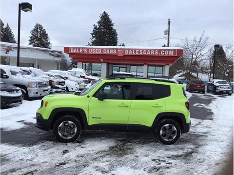 2017 Jeep Renegade for sale in Coeur D Alene, ID