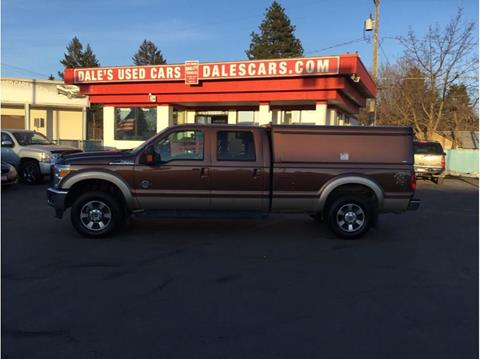 2012 Ford F-350 Super Duty for sale in Coeur D Alene, ID